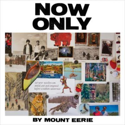 "Mount Eerie announces new album, Only Now, shares haunting, 11-minute ""Distortion"": Stream"