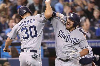 Padres double up Blue Jays in Toronto 6-3