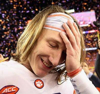 The Trevor Lawrence stat that shows he's no ordinary freshman