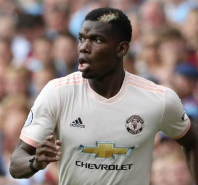 'As long as you don't see me in a Barcelona jersey.' - Pogba dismisses rumours of Man Utd exit