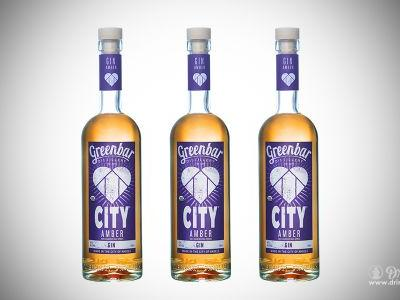 CITY Amber Gin: 92 Points