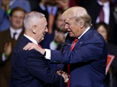 Mattis once said if State Department funding gets cut 'then I need to buy more ammunition'