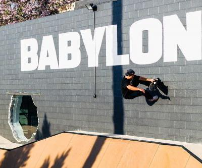 Babylon LA Opens New Retail Flagship Store With a Skate Bowl Open to the Public