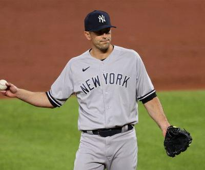 Yankees' bullpen takes hit with Darren O'Day out