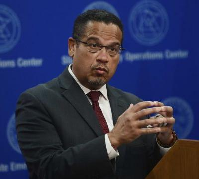 Minnesota Attorney General Keith Ellison to take lead in George Floyd case
