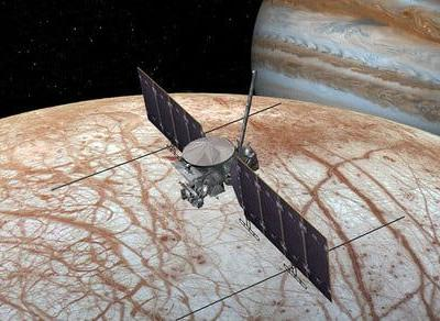 NASA confirms it's heading to Europa in the 2020s to unlock its icy secrets