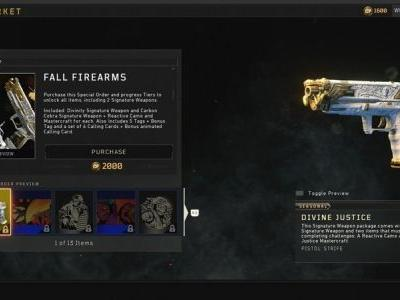 Call of Duty: Black Ops 4 charging $20 for 2 skins