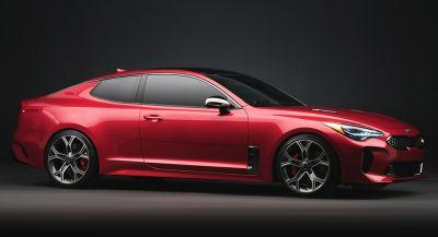 Would The Kia Stinger Work As A Coupe Too?