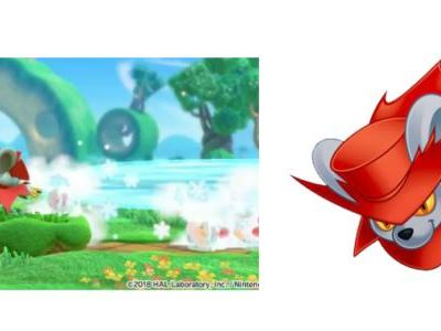 Daroach is in the house in Kirby Star Allies with new footage