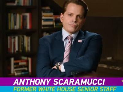 Celebrity Twitter Copes With News Anthony Scaramucci Will Join Cast of Celebrity Big Brother: 'Oh, FFS'