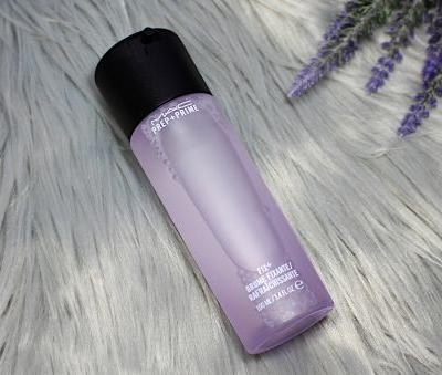 Mac Cosmetics Prep + Prime Fix + Lavender Mist | Review
