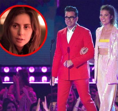 10 moments you didn't see on camera at the MTV Movie and TV Awards
