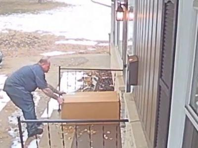 How to protect package deliveries from 'porch pirates'