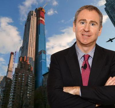 Hedge-fund manager Ken Griffin's $238 million NYC apartment shattered the US real estate record - here's a look at his record-setting properties and penthouses