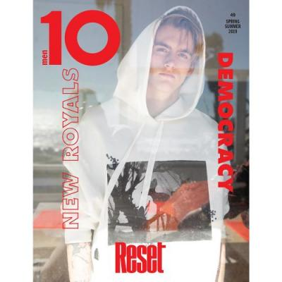 Presley Gerber Stars The Third Cover of 10 Men, Issue 49 in Coach 1941