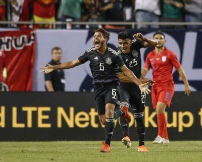 Mexico defeat USA 1-0 to win CONCACAF Gold Cup