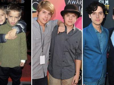 It's a 'Suite Life' When Cole and Dylan Sprouse Have Graced Our Televisions for More Than 20 Years!