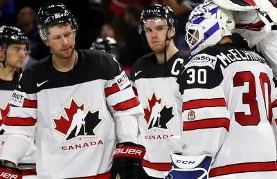 Americans Kreider, Kincaid help keep Canada off world hockey championship podium