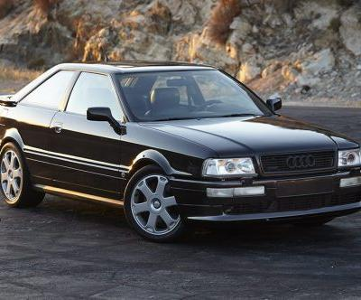 Call us crazy, but this seems fun - Turbo-Swapped 1991 Audi Coupe