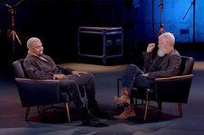 Watch Kanye West Open Up About His Mom in Letterman Interview: 'She's Here With Us and She's Guiding Us'