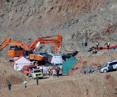 Tragic end to search for Spanish boy trapped in hole for 13 days