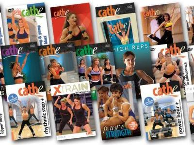 Cathe's March 2018 Workout Rotation