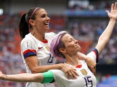 USA dominates Netherlands to win second straight Women's World Cup