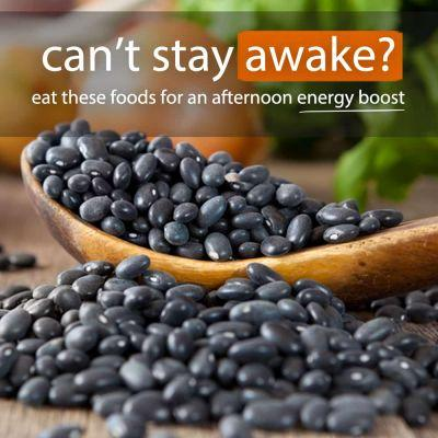 Can't Stay Awake? Eat These Foods for an Afternoon Energy Boost