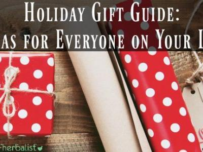 Holiday Gift Guide: Ideas for Everyone on Your List