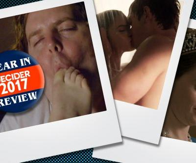"10 Sexiest ""SFW"" TV Moments Of The Year: The Dirtiest Moments That Are SOMEHOW Okay For Work"