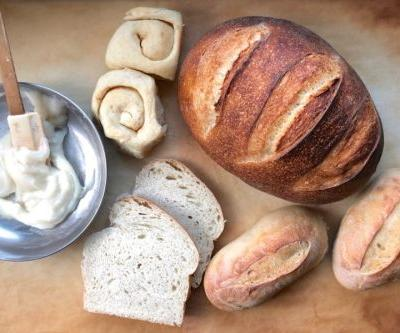 Tangzhong in sourdough bread: does it make a difference?