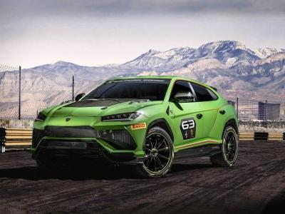 Lamborghini Reveals Urus ST-X Concept For On and Off-Road Racing Series