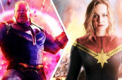 Marvel Just Showed Avengers 4 and Captain Marvel Footage at