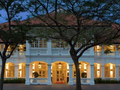Capella Singapore marks its 10th anniversary with bespoke luxury stays