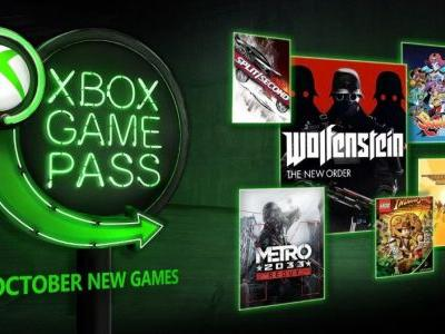 Forza Horizon 4 Leads the Pack in October's Xbox Game Pass Lineup