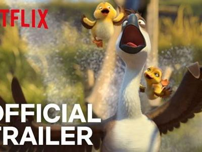 Get Ready to Play in the Duck Duck Goose Trailer