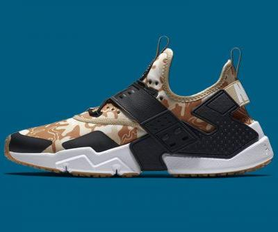 Nike's Air Huarache Drift Refreshes in Two New Camo Editions