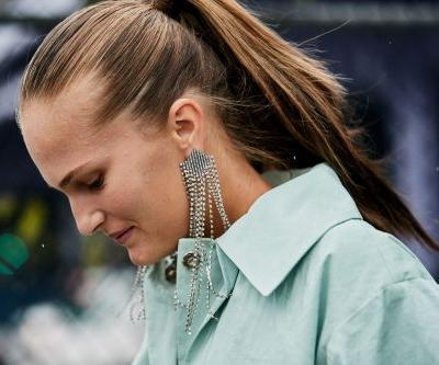 The Earring Trend You'll See at Every 2018 Holiday Party