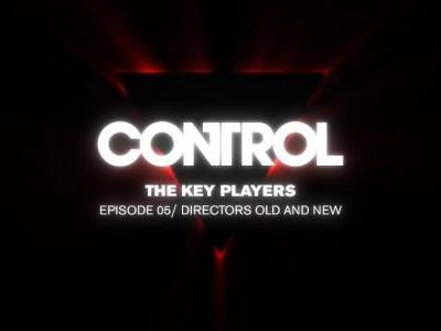 Control Developer Diary Released