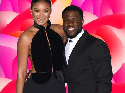 Kevin Hart & Eniko Parrish Are Expecting