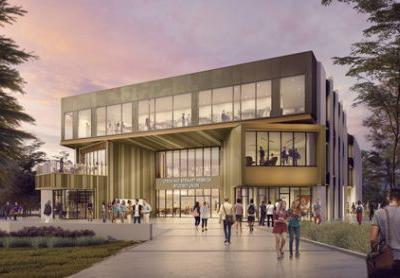 Construction Begins on HED's Fresno State Student Union