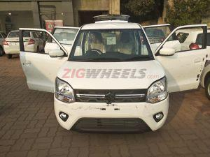 New Maruti Wagon R 2019 To Get Touchscreen New Engine