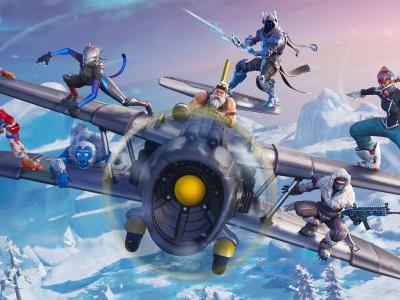 Fortnite's X-4 Stormwing plane is going to get nerfed in patch v7.10