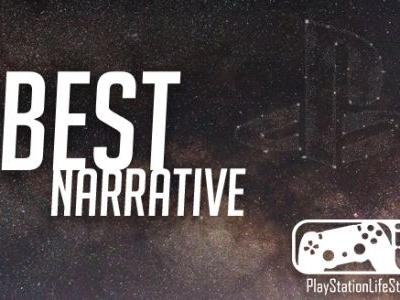 PlayStation LifeStyle's Game of the Year 2018 Awards - Best Narrative Winner