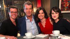 'Mrs. Doubtfire' Cast Reunites 25 Years Later: 'Robin Is In Heaven'