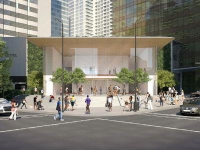 Expansive new Apple Store under consideration for Vancouver's Pacific Centre
