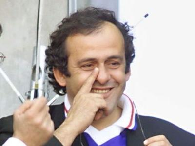 Platini: 'Trickery' led to France, Brazil meeting in 1998 World Cup final