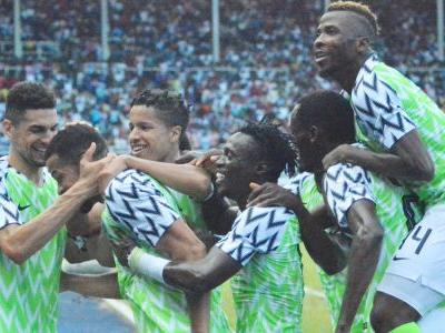 Nigeria fired up for World Cup opener vs. Croatia