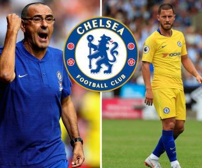 Gossip: Chelsea offer Hazard stunning £78m deal
