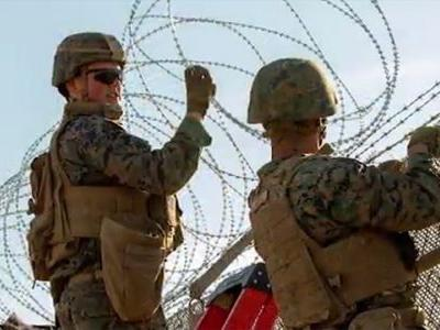 US to cut troops along Mexico border but extend deployment